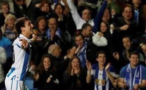Oyarzabal: «Hemos cumplido el objetivo de pasar la eliminatoria»