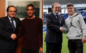 La Real Sociedad dobla el blindaje de López y Barrenetxea