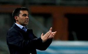 Asier Garitano: «Hemos perdido una oportunidad para dar el salto»