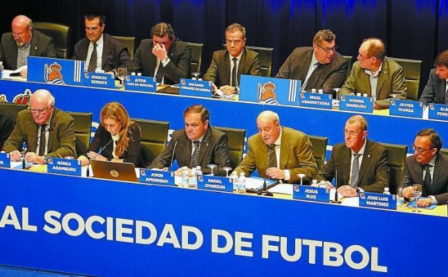 La Real invertirá diez millones más en la mejora y modernización del estadio