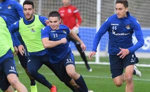 Luca Sangalli vuelve al grupo