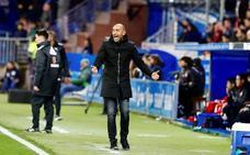Abelardo destaca la «calidad» de la Real Sociedad y aboga por tapar las líneas de pase para puntuar en Anoeta