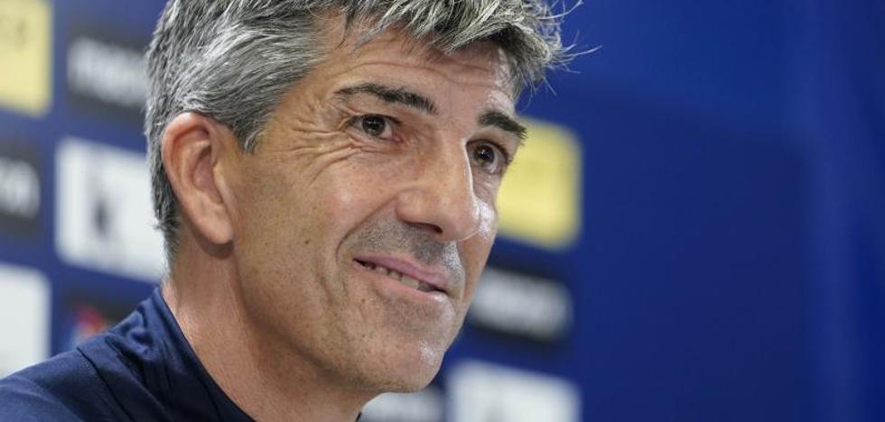 Imanol Alguacil: «El secreto y la clave será recuperar a los mejores jugadores»
