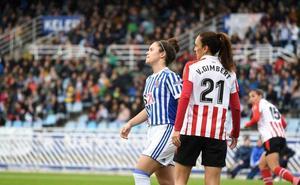 El derbi femenino se volverá a jugar en Anoeta
