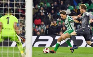Rulli cumplió ante el Betis 150 partidos con la Real