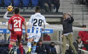 Imanol Alguacil: «Los jugadores y la afición se merecían este triunfo»