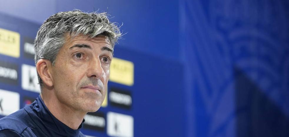 Imanol: «Merece la pena seguir en la Copa sin ninguna duda»