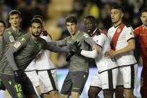 Las mejores imágenes del Rayo - Real Sociedad