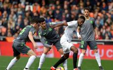 Vídeos: Resumen y mejores jugadas del Valencia-Real Sociedad