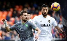 Valencia-Real Sociedad, en imágenes