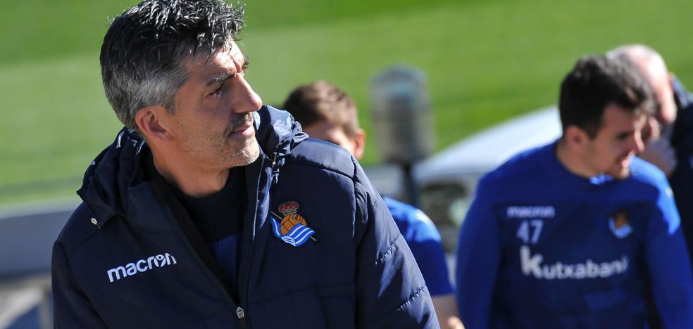 Imanol Alguacil: «El Leganés es el cuarto mejor equipo en las últimas 13 jornadas»