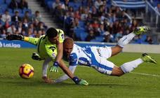 Las mejores imágenes del Real Sociedad - Leganés