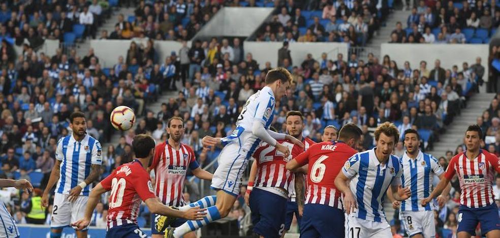 Llorente: «Hemos tenido pocas ocasiones por el bloque defensivo, su fuerte»