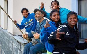La expedición Yuwa, de vuelta a India