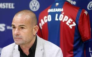 Paco López: «La Real podría estar incluso en la Liga de Campeones»