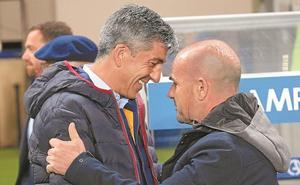 Imanol Alguacil: «Hemos hecho méritos suficientes para ganar»