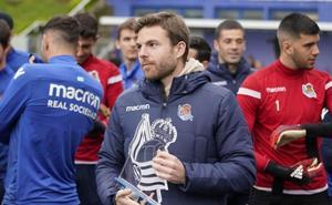 Illarramendi: «Espero volver antes de que termine la Liga»