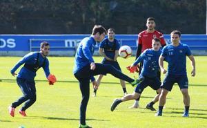 Zubimendi, novedad en el entrenamiento de la Real Sociedad en Zubieta