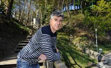 Imanol Alguacil: «Cuando me llamó Aperribay mi primera respuesta fue que mantuviese a Garitano»
