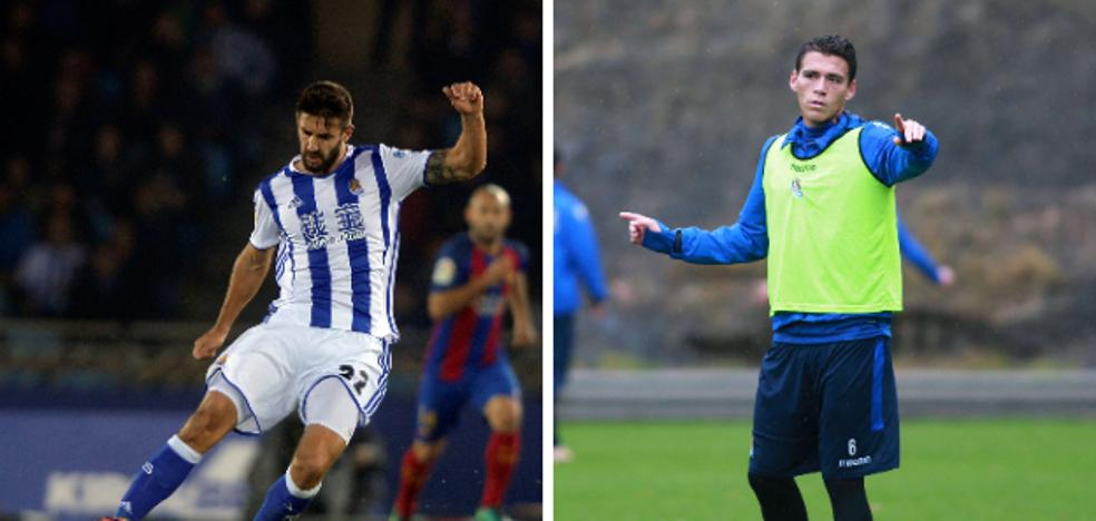 Navas por Héctor Moreno, novedad para Vigo
