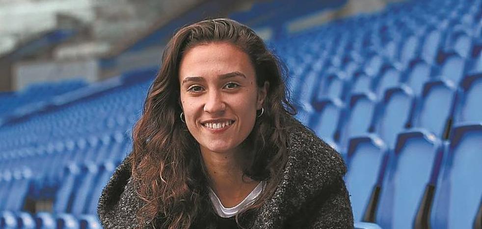 Nahikari García: «Cuando me hablaron del interés del PSG me quedé flipando...»