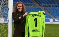 Mariasun Quiñones renueva con la Real Sociedad