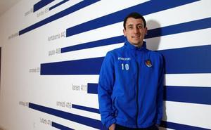Mikel Oyarzabal: «Aprendí a competir jugando en la calle en Eibar»