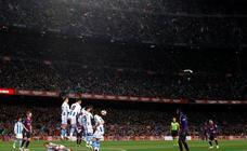 Barça - Real Sociedad, en imágenes