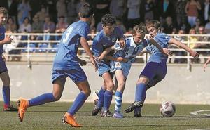 Goles y buen fútbol en Zubieta