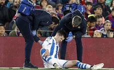Llorente y Zubeldia no llegan al partido ante el Villarreal