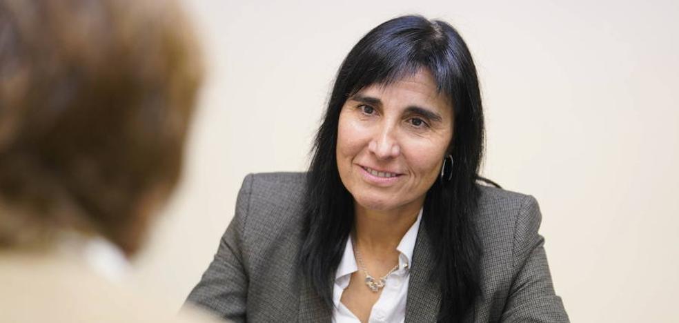 Nekane Balluerka: «Renuncié a mi única final por preparar la Selectividad»