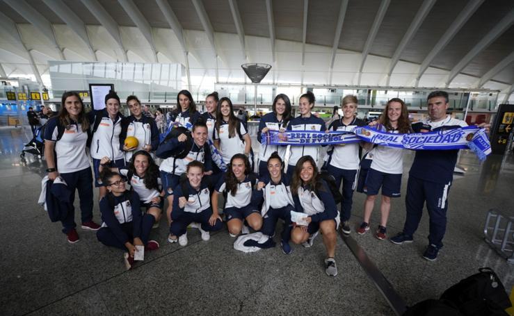 El viaje a Granada, en imágenes
