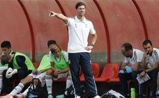 Xabi Alonso agradece y ve con buenos ojos la oferta para entrenar en la cantera de la Real Sociedad