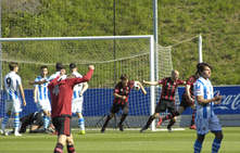 El Sanse sella la permanencia ante el Arenas en Zubieta pero sigue sin ganar