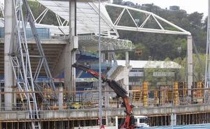 Las federaciones deportivas «preocupadas» ante su inminente traslado a Anoeta