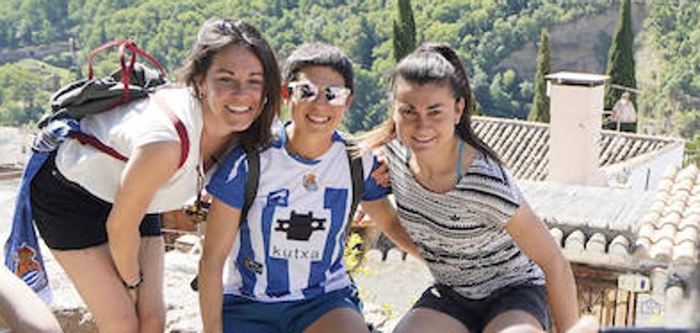 Maialen Zelaia: «Ha sido la bomba ver a Sandra levantando la Copa»