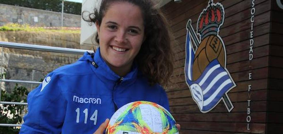 Nerea Eizagirre: «Esperábamos más ganar la Copa que semejantes recibimientos»