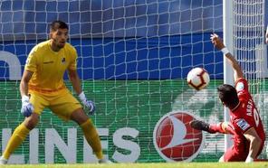 Rulli, en la lista preliminar de la Copa América