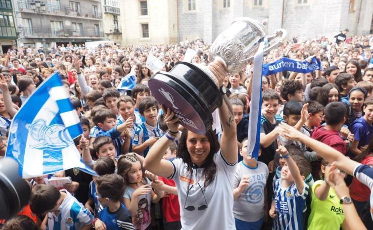 La Copa recorre Gipuzkoa