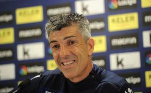 Imanol: «Será un partido de ida y vuelta, donde puede que no baste hacer dos goles»