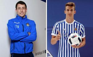 Oyarzabal y Diego Llorente, en la lista de la selección española