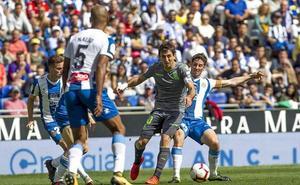 DV de oro del Espanyol - Real Sociedad