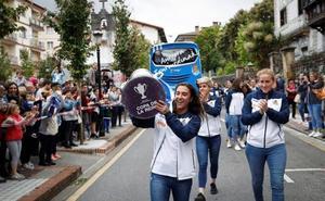 Nahikari García, Mariasun Quiñones e Irene Paredes, en la lista definitiva para el Mundial