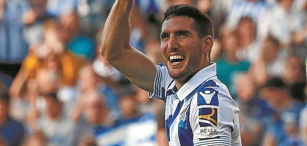 Acuerdo con Joseba Zaldua para renovar por la Real Sociedad hasta 2023