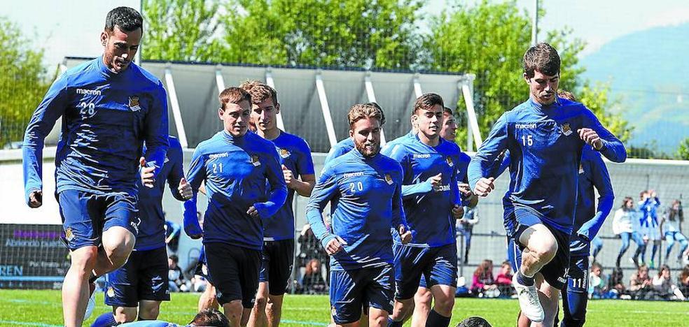 La Real Sociedad, un equipo cómodo con balón que debe estirarse