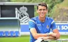Héctor Moreno: «Tengo dos años más de contrato y me encantaría poder seguir en la Real»