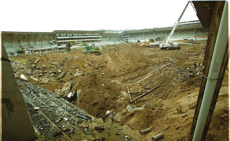 20 años de la demolición de Atotxa