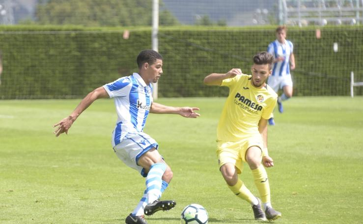 La Real Sociedad, eliminada de la Copa del Rey juvenil