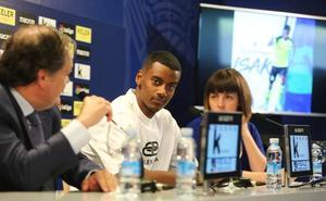 Isak: «Tengo muchas ganas de empezar ya»