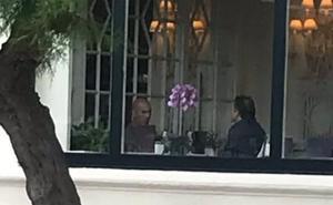 Llopis y Zidane se reencuentran en Donostia
